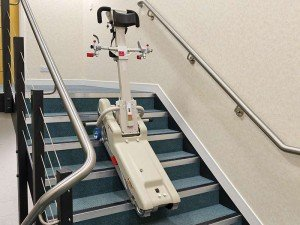 CHOOSING A POWERED STAIRCLIMBER